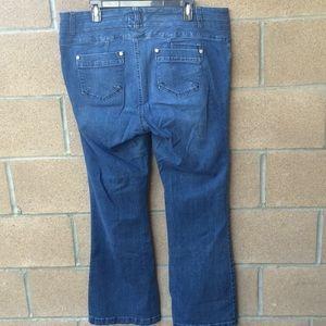 "torrid Jeans - Torrid Trouser Jeans size 16 16R 39x31.5"""